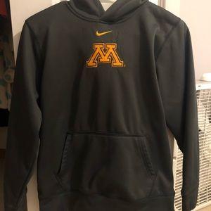 University of Minnesota gophers hoodie